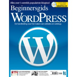 Web Developer Magazine over WordPress
